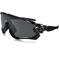 Oakley Jawbreaker Polished Black w/ Black Iridium