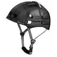 Overade Black SM - Cyklistická helma
