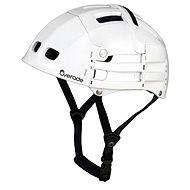 Overade White L-XL - Cyklistická helma