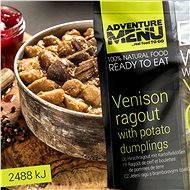 AdventureMenu - Jelení ragú s bramborovými špalíčky - Adventure menu