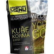 AdventureMenu - Kuře Korma s rýží - Adventure menu