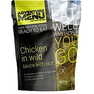 AdventureMenu - Huhn mit Wildreis - Adventure menu