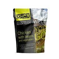 AdventureMenu - Chicken nach Gartenbaubohnen