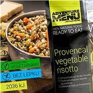 AdventureMenu - Zeleninové rizoto po Provensálsku - Adventure menu