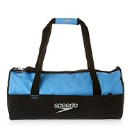 Speedo Duffel Bag black/blue