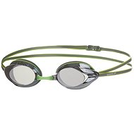 Speedo Opal plus mirror green/silver