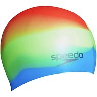 Multicolor Speedo silicon cap