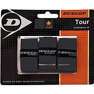 Dunlop Bio-Tour Overgrip Schwarz - Tennis-Griffband