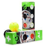 Aero Plus-Floorball farbigen 4pack