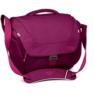 Osprey Flap Jill Courier Dunkle Magenta