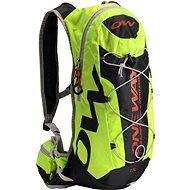 One Way Hydro Back Bag 15L Yellow-Black - Sportovní batoh