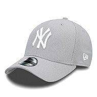New Era MLB Grund 3930 NYY Grauweiß M / L
