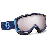 Scott Reply evening blue silver chr - Glasses