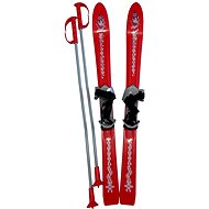 Children's ski 70 cm red