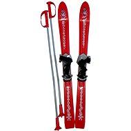 Children's ski 90 cm red