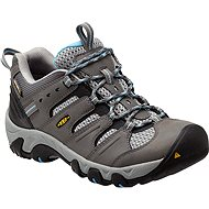 Keen Koven WP W, gargoyle / Alaskan blue No. 7 - Shoes