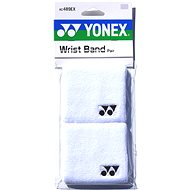 Yonex Wristband White - Sports Accessory