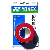 Yonex Super Grap rot - Badminton-Griffband