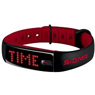 Sigma Activo Black/Red