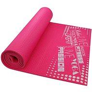Lifefit Slimfit světle růžová - Podložka