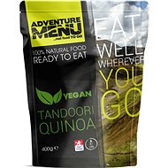 AdventureMenu - Tandoori Quinoa (VEGAN) - Adventure menu