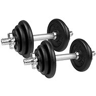 Spokey Dumbbells 2 x 10 kg - Hantel-Set