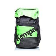Kempa Sportline backpack 35 l zeleno / čierny