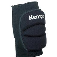 Kempa Knee indoor protector padded čierne veľ. S