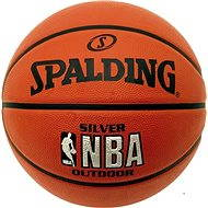 Spalding NBA Silver Outdoor vel. 7