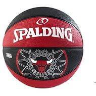Spalding Chicago Bulls size 7