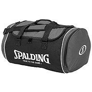 Spalding Tube Šport bag 50 l veľ. M čierno / biela - Taška cez rameno