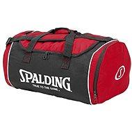 Spalding Tube Sport bag 50 l vel. M červeno/černo/bílá - Taška přes rameno