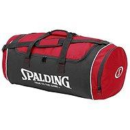 Spalding Tube Sport bag 80 l vel. L červeno/černý - Taška přes rameno