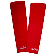 Spalding Shoting Sleeves červené vel. XL