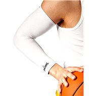 Spalding Padded Shoting Sleeves bílé vel. XL - Návleky