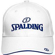 Spalding Base Cap bielo / modrá - Šiltovka
