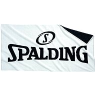 Spalding Bathing Towel white / black