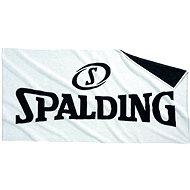 Spalding Badetuch weiß / schwarz