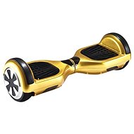 Hoverboard Chrom Gold