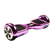 Hoverboard Chrome Rosa