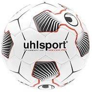 Uhlsport Tri Concept 2.0 Soccer Pro - white/black/magenta - vel. 4 - Fotbalový míč