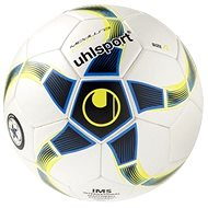 Uhlsport Medusa Stheno - white/navy/royal/fluo yellow - vel. 4