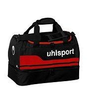 Uhlsport Basic Line 2.0 Players Bag - black/red 50 L - Sportovní taška