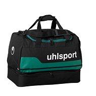 Uhlsport Basic Line 2.0 Players Bag - black/lagune 50 L - Sportovní taška