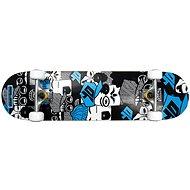 Bereich Skate Super-Menschen - Skateboard