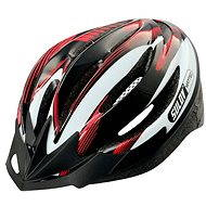 Bike Helmet Šulová MATTEO white-red vel. L