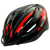 Bike Helmet Šulová MATTEO black-red vel. L