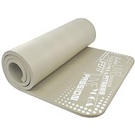 Mat Yoga Mat Lifefit Exkluziv light gray