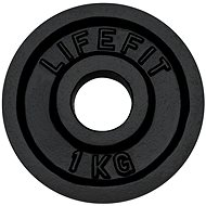Disc Lifefit 1 kg / 30 mm Stange