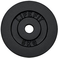 Disc Lifefit 5 kg / 30 mm Stange